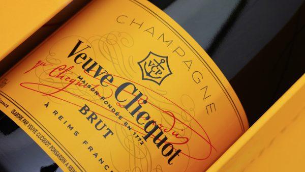 Sensationnelle Veuve Clicquot