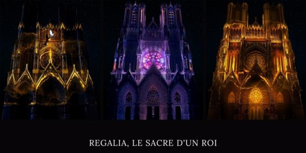Spectacle Regalia Reims
