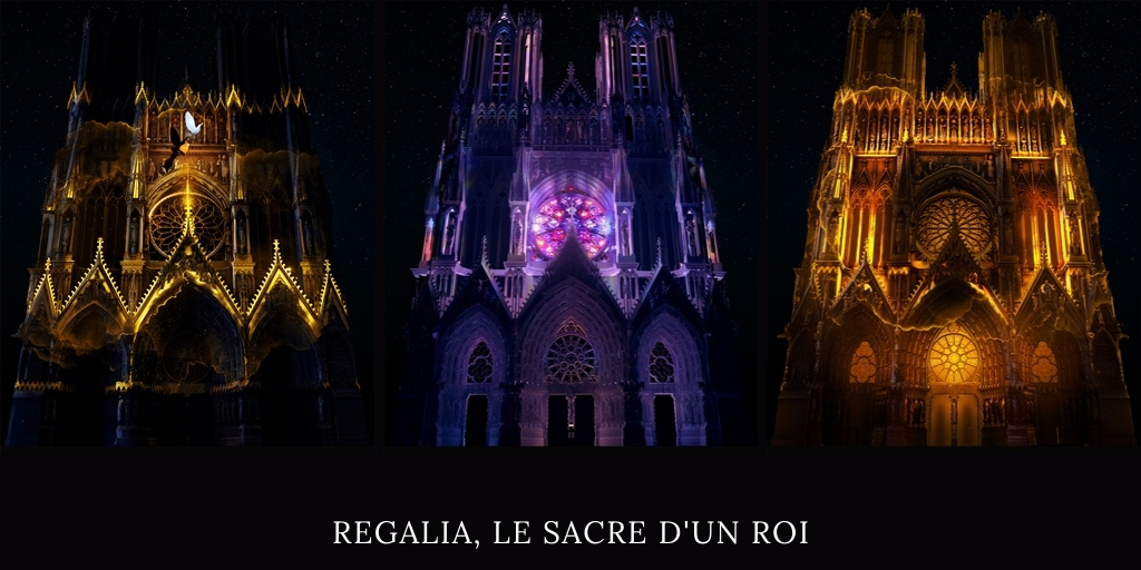 Spectacle Regalia Reims