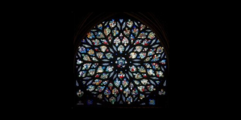 La Rose de la Sainte Chapelle - Reims