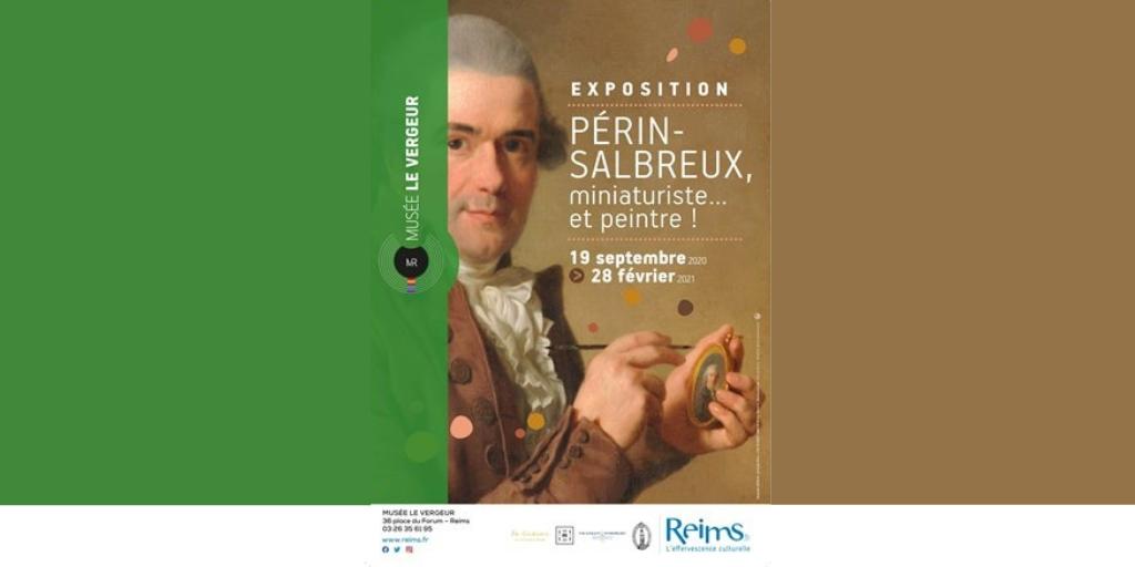 Périn-Salbreux peintre exposition reims
